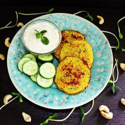 Chiftele vegetariene din quinoa