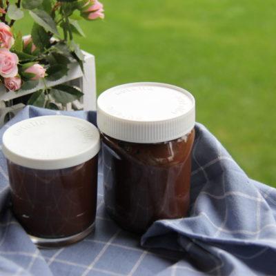 Nutella de casa – crema de nuci de caju si carob