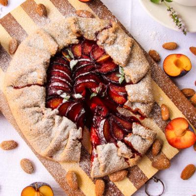 Galette cu prune